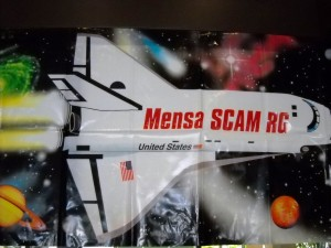 Mensa SCAM RG