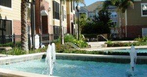 floirda by the pool