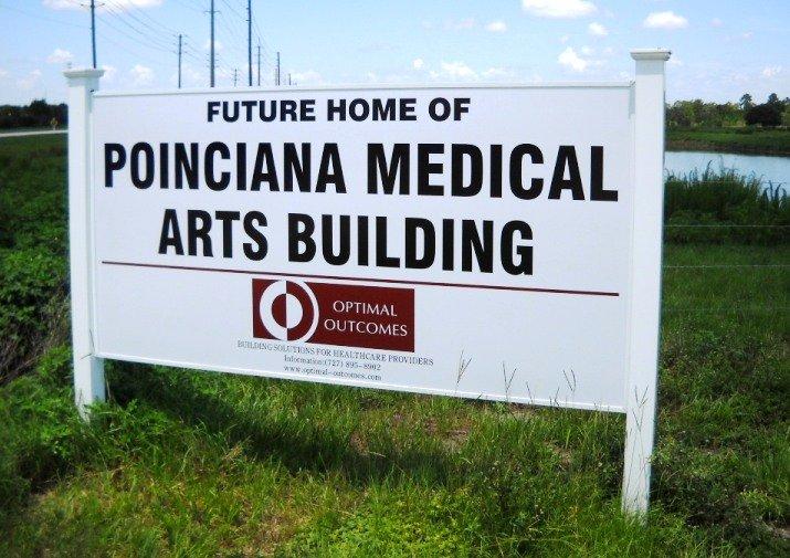 The new healthcare facility poinciana regional