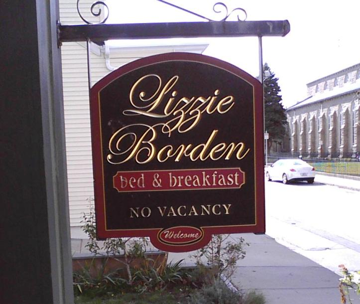 Lizzie Borden Bed & Breakfast
