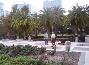 Lake Eola Park will be the site of a fireworks spectacular on July 4.