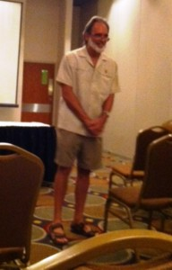 Bill Melms offered an Intro to Buddhism at the regional gathering of American Mensa.