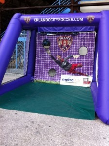 The Orlando Lions scored a 3-1 victory over Colorado on Tuesday at the Florida Citrus Bowl.