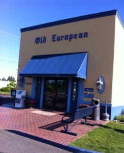 Old European restaurant is located in Spokane, Washington. (Photo by Michael Freeman).