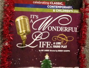 """It's A Wonderful Life: A Live Radio Play"" is being performed at the Orlando Shakespeare Theater. (Photo by R.T. Robeson)."