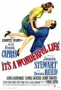 "The Hollywood classic ""It's a Wonderful Life' is a lot more relevant to today's world than some people might think."