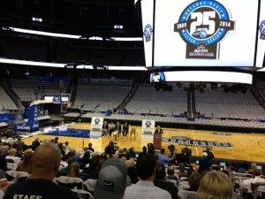 The Orlando Magic is celebrating its 25th season with big plans for the future. (Photo by R.T. Robeson.)