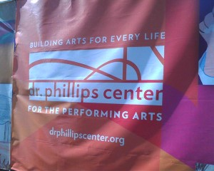 The new Dr. Phillips Center for the Performing Arts is looking for members.