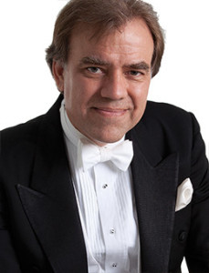 On Sunday, Christopher Wilkins conducted his final opera for the Orlando Philharmonic Orchestra.
