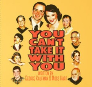 "The College Park Neighborhood Arts & Theatre Center's first production, ""You Can't Take It With You,"" plays through Sunday."