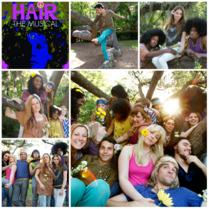 "The Mad Cow Theatre is producing the Gerome Ragni-James Rado musical ""Hair"" now through July 6."