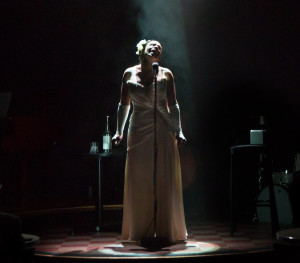 "The Broadway hit ""Lady Day,"" about the last days of singer Billie Holiday, is making its Orlando debut in September."