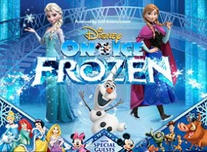 """Disney on Ice Presents Frozen"" is being performed this weekend at the Amway Center."