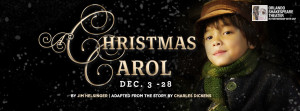 "The Orlando Shakespeare Theater's production of ""A Christmas Carol"" continues through Dec. 28."