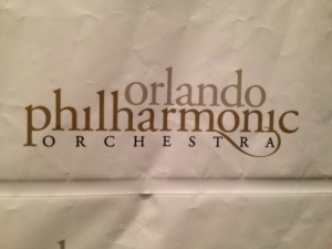 The Orlando Philharmonic Orchestra performed at the Bob Carr Theater on Saturday with guest conductor Eric Jacobsen.