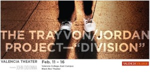 "John DiDonna's new production, ""Divisions,"" opens at Valencia College Theater on Feb. 11."