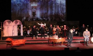 "The Orlando Philharmonic is performing ""Tosca,"" the Puccini opera, on Sunday at 2 p.m. at the Bob Carr Theater."