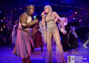 "The Orlando Shakespeare Theater is now producing the Broadway musical ""Monty Python's Spamalot."""