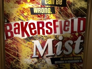 """Bakersfield Mist"" is now being performed at the Orlando Shakespeare Theater."