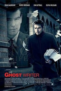 "Roman Polanski's 2010 film ""The Ghost Writer,"" completed while the director was in prison in Switzerland awaiting a ruling from the Swiss court on whether he should he extradited to the U.S., looks at issues of political persecution.,"