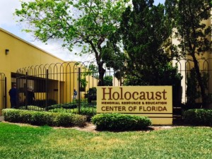 The Holocaust Memorial Resource & Education Center works to preserve the testimonials of Holocaust survivors.