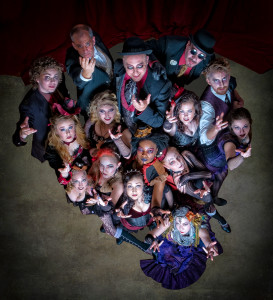 "The troop from ""Phantasmagoria"" is coming to the Orlando Fringe Festival."