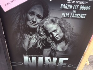 """Jane Shepard's play """"Nine"""" is being performed at the Orlando Fringe festival."""