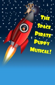 """The Space Pirate Puppy Musical"" is now being performed  at the Orlando Fringe."