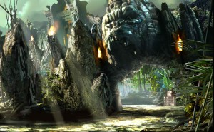 Skull Island: Reign of Kong is among the new attractions developed by Universal Orlando. (Photo courtesy of Universal Orlando.)