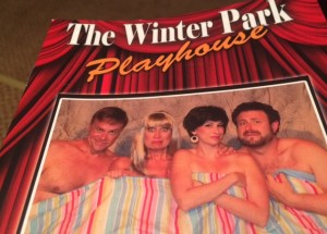 """The Winter Park Playhouse has revived the 1977 musical """"I Love My Wife."""""""