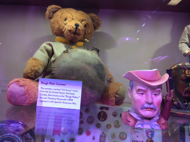 """The Orange County Regional History Center is now hosting the exhibit """"Pin For The Win: 180 Years of Political Memorabilia,"""" featuring items from the vast collection of political consultant Doug Guetzloe."""