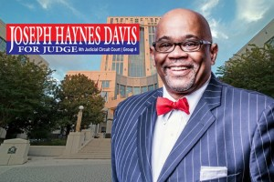 Joseph Haynes Davis is a candidate to become elected as a judge on the 9th Judicial Circuit Court.