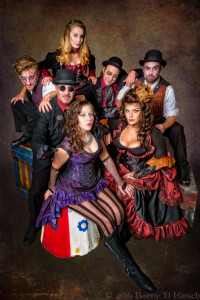 """Phantasmagoria"" is returning to the Lowndes Shakespeare Theater on Friday for its seventh year entertaining audiences."