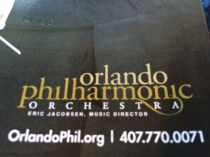 "On Saturday, the Orlando Philharmonic Orchestra brought Broadway back to the Bob Carr Theater with the program, ""Great American Songbook."""
