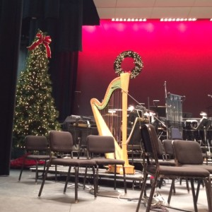 The Orlando Philharmonic Orchestra held their annual Home for the Holidays concert on Saturday.