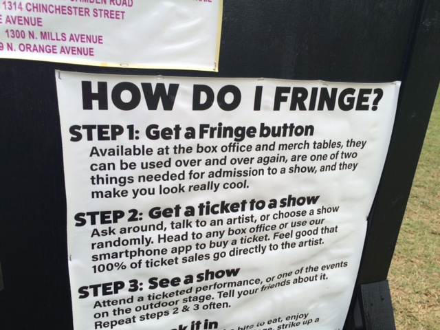 Orlando Fringe's new theater hub