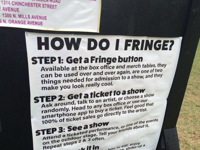 Orlando Fringe's new theater hub