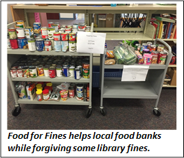 Lake County food pantry