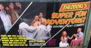 Theodore's Super Fun Adventure Orlando Fringe