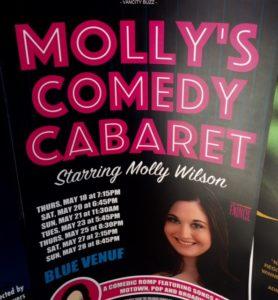 Molly's Comedy Cabaret Orlando Fringe