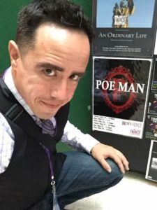 Poe Man Orlando Fringe