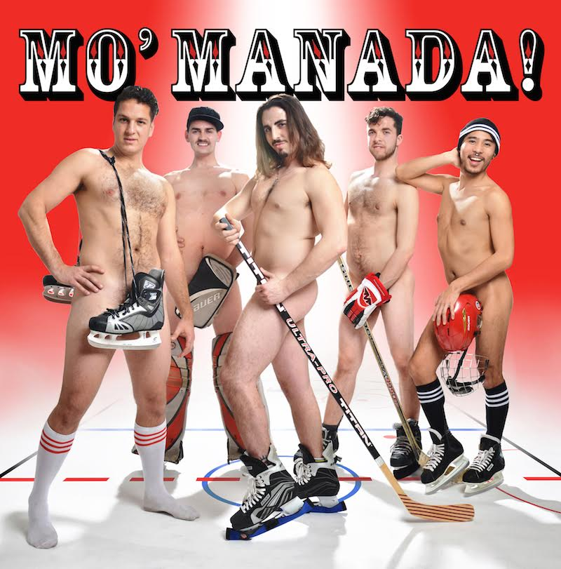 Men of canada naked brilliant idea