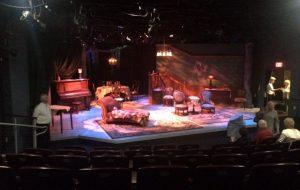 Mad Cow Theatre set