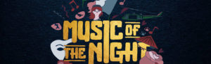 Music of the Night masquerade