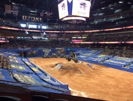 Monster Jam at Amway