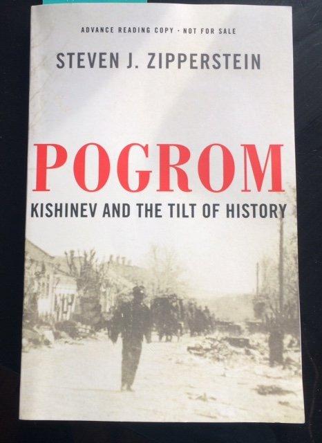 Steven Zipperstein's Pogrom