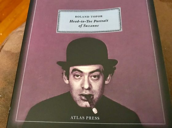 Roland Topor's new novel