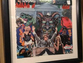 Jeffrey Howard art exhibit at Li'l Indies