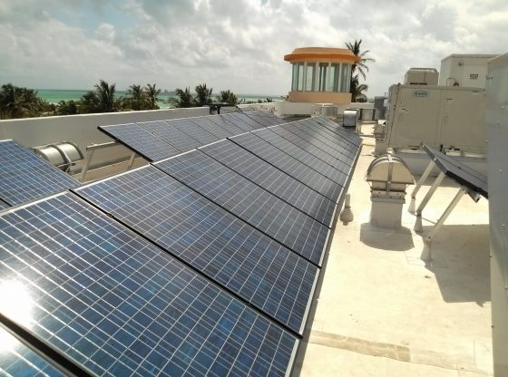 Solar power in Florida
