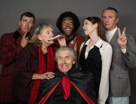 Black Wood at Orlando Fringe